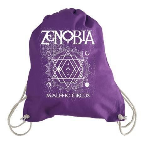 "Mochila ""Malefic Circus"""