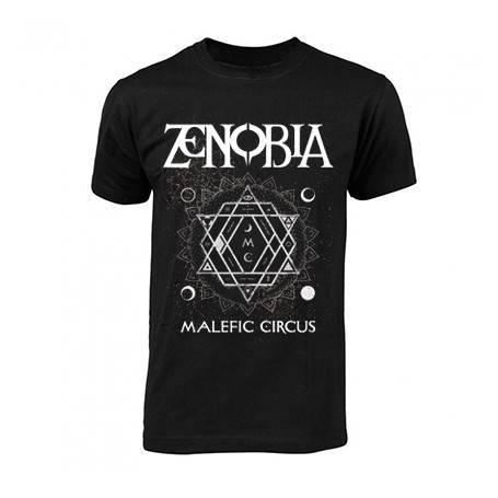 """Camiseta """"Malefic Circus"""""""