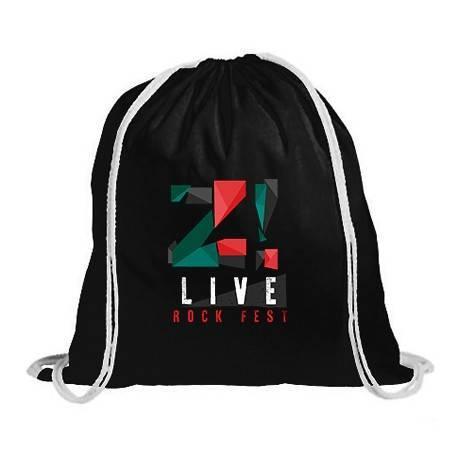 "Mochila ""Logo color Z LIVE"""
