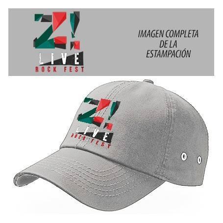 """Gorra """"Logo color Z LIVE"""""""