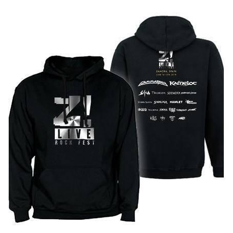 """Sudadera """"Logo gris Z LIVE""""..."""