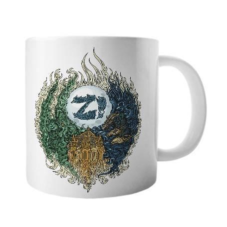 """Taza cerámica """"Catedral Z"""""""