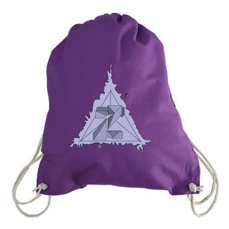 """Mochila """"Triángulo Z"""""""