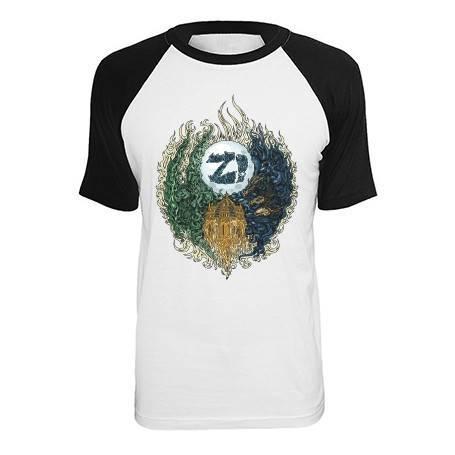 """Camiseta ranglan """"Catedral Z"""""""
