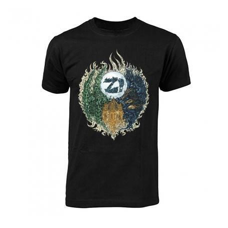 """Camiseta """"Catedral Z"""""""
