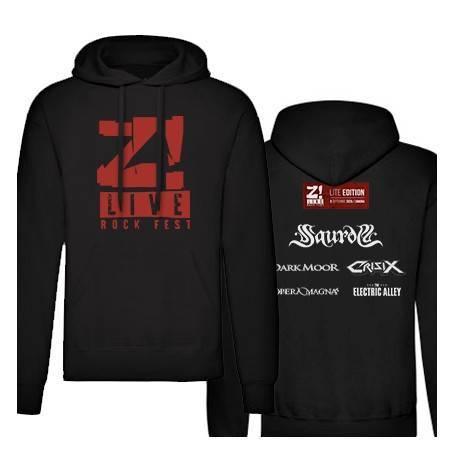 """Sudadera """"Logo Rojo"""" con..."""
